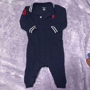 Ralph Lauren onesie